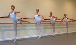 pre-profesional ballet program