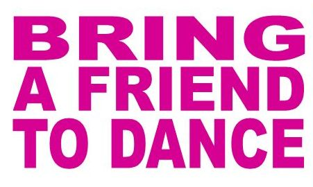 Bring a Friend to Dance