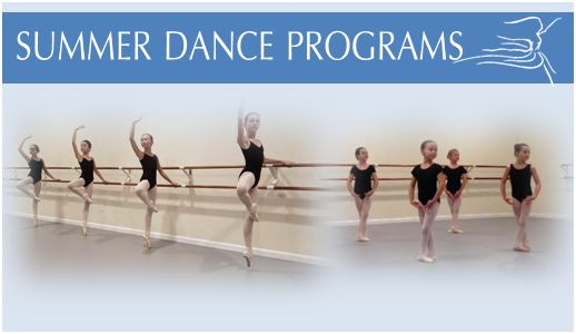 JOIN US FOR SUMMER DANCE!