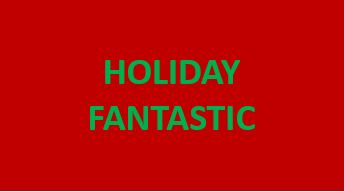 Holiday Fantastic Production
